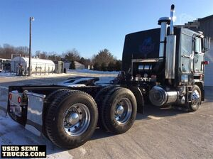 1983 Mack Cruiseliner Day Cab Semi Truck with Lots of New Parts.