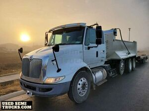 Solid 2011 International MaxXforce 13 Super 10 Dump Truck.