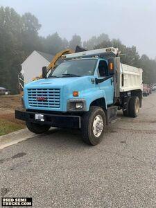 Ready to Work 2008 GMC C8500 Dump Truck / Very Clean Dump Truck.