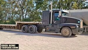 1986 Kenworth T600 Sleeper Cab Semi Truck Cat 3406B 13-Speed MT.