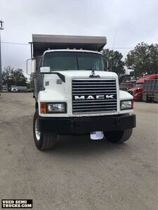 Ready to Haul 2001 Mack CH Dump Truck / Road Ready Used Semi Truck.