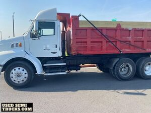 2007 Sterling AT9500 Dump Truck 450hp Mercedes-Benz OM460LA.