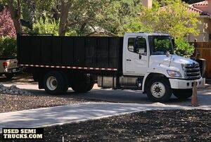 Super Clean Used 2013 Hino 3013 Single Axle Dump Truck.